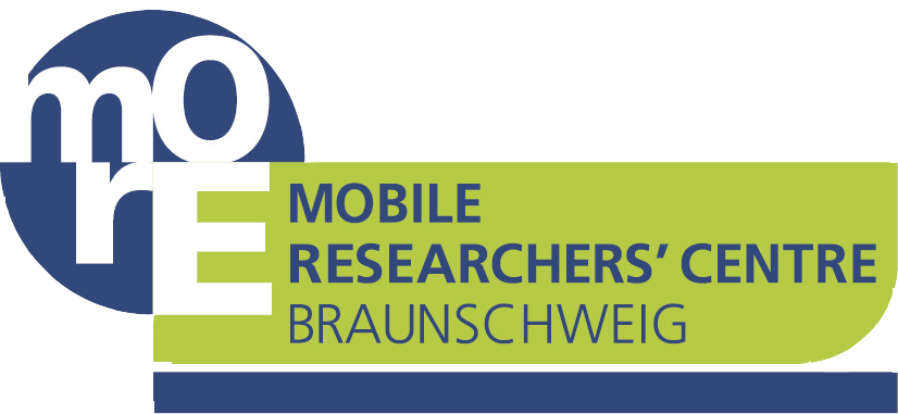 "A graphic that says ""Mobile Researchers' Center Braunschweig""."