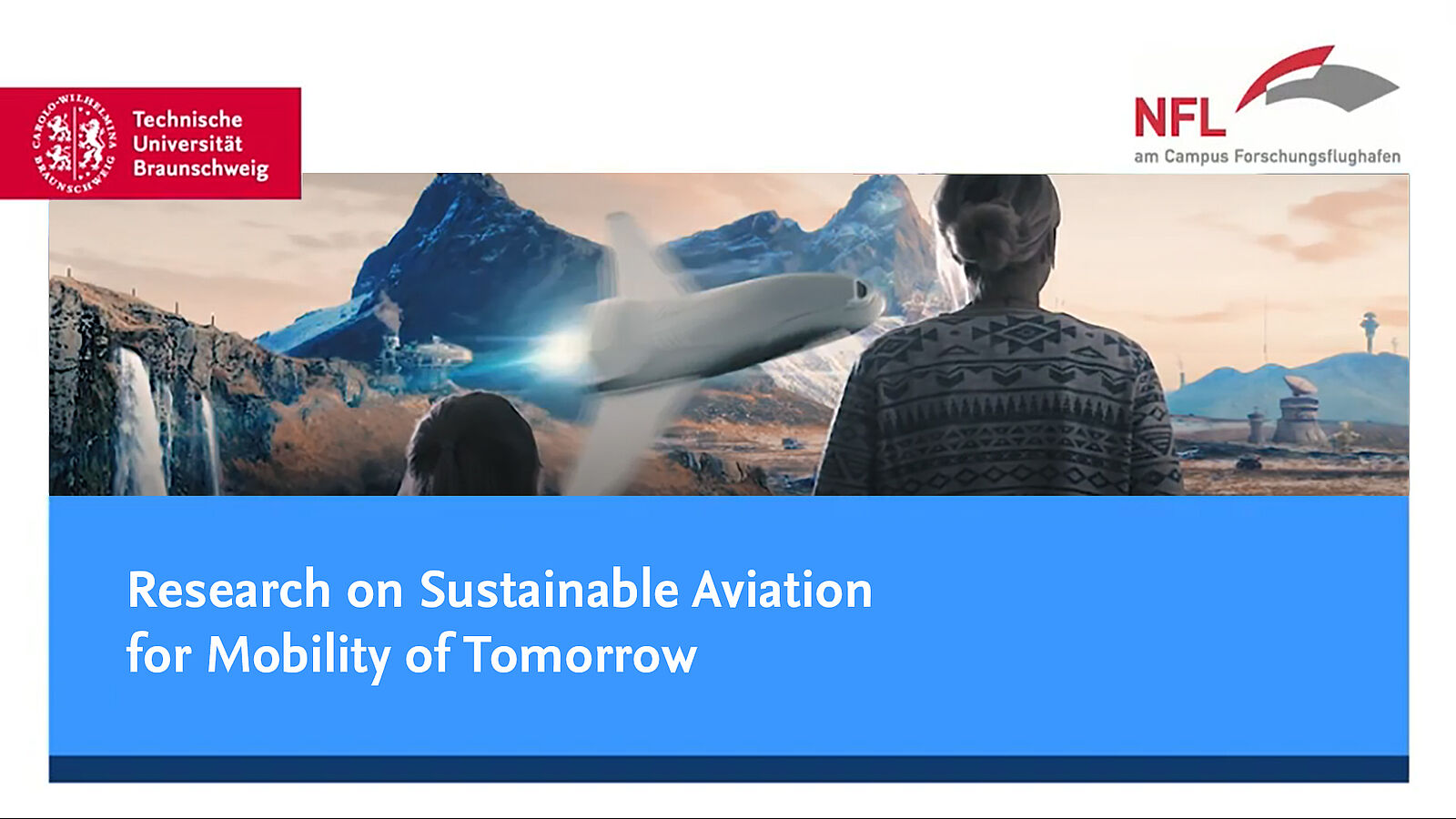 Sustainable Aviation for Mobility of Tomorrow