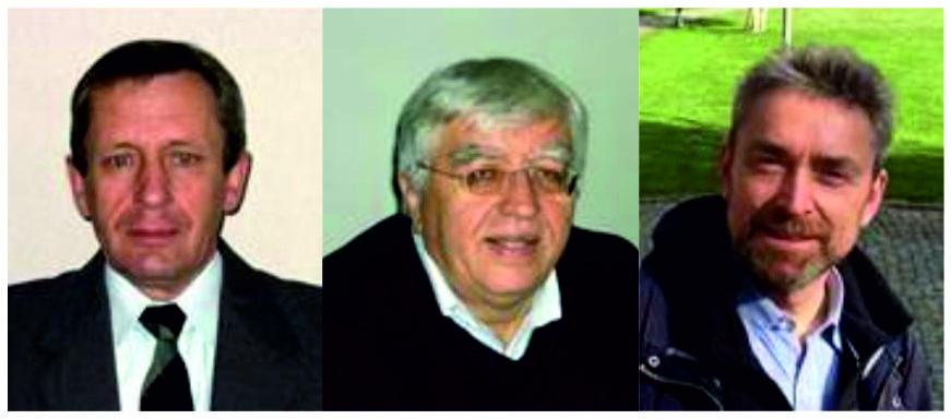 Vladimir Gnezdilov, Yurii Pashkevich, Peter Lemmens