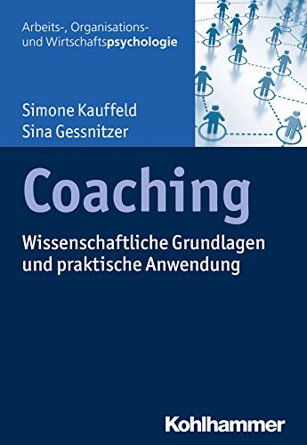 Cover des Coaching Buches