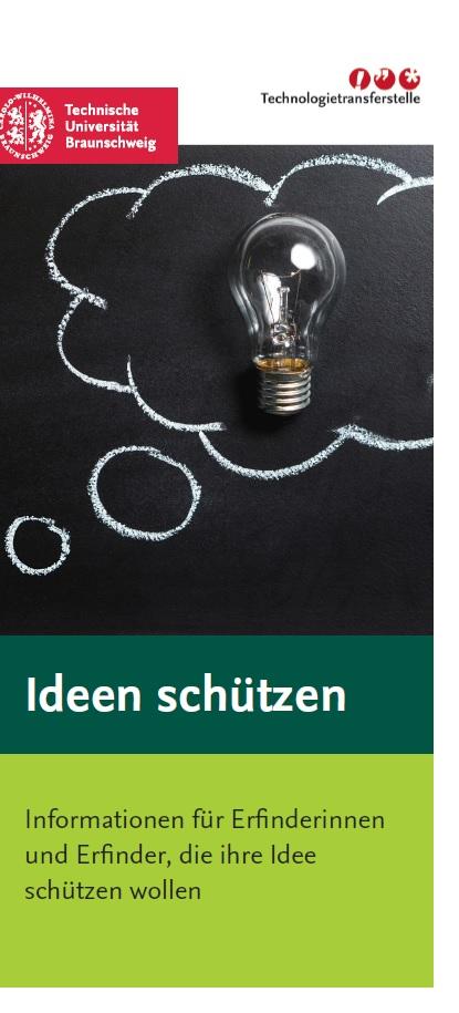 Flyer Ideen schützen Cover