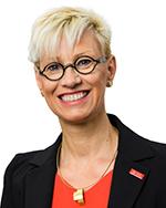 Portrait der TU-Präsidentin Prof. Dr.-Ing. Anke Kaysser-Pyzalla