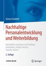 Nachhaltige Personalentwicklung und Weiterbildung 2016 Cover