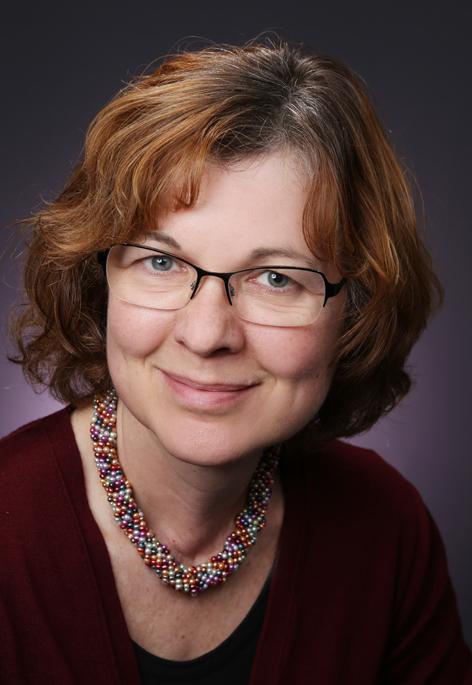Passbild von Petra Fuchs