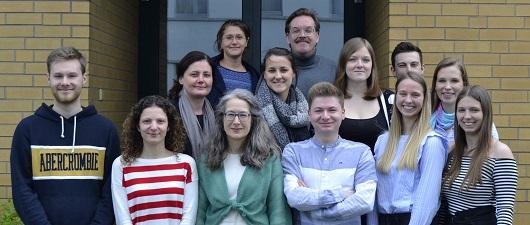 Das Team des IB Lehrstuhls Sommersemester 2019