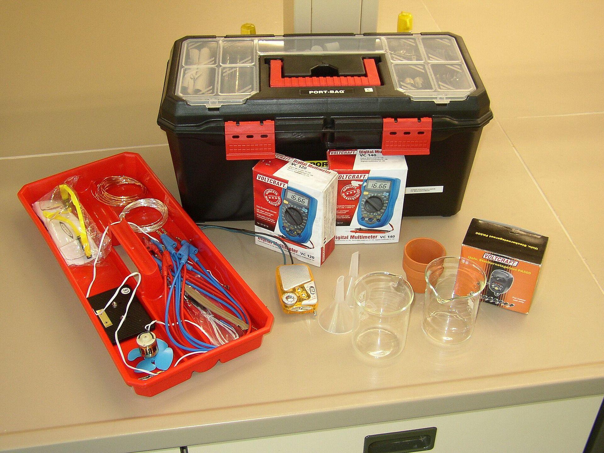 Elektrochemie-Kiste