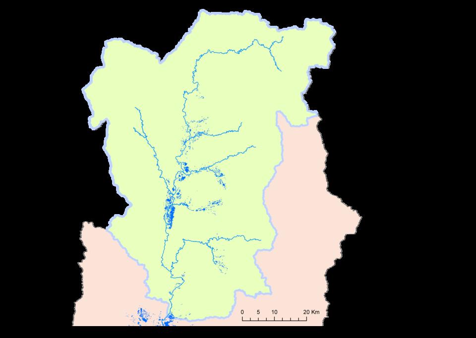 Project area maffpo tropic