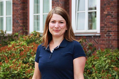 Portrait von Nina Fiebig