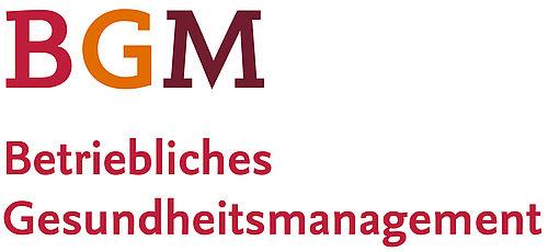 BGM - Betriebliches Gesundheitsmanagement