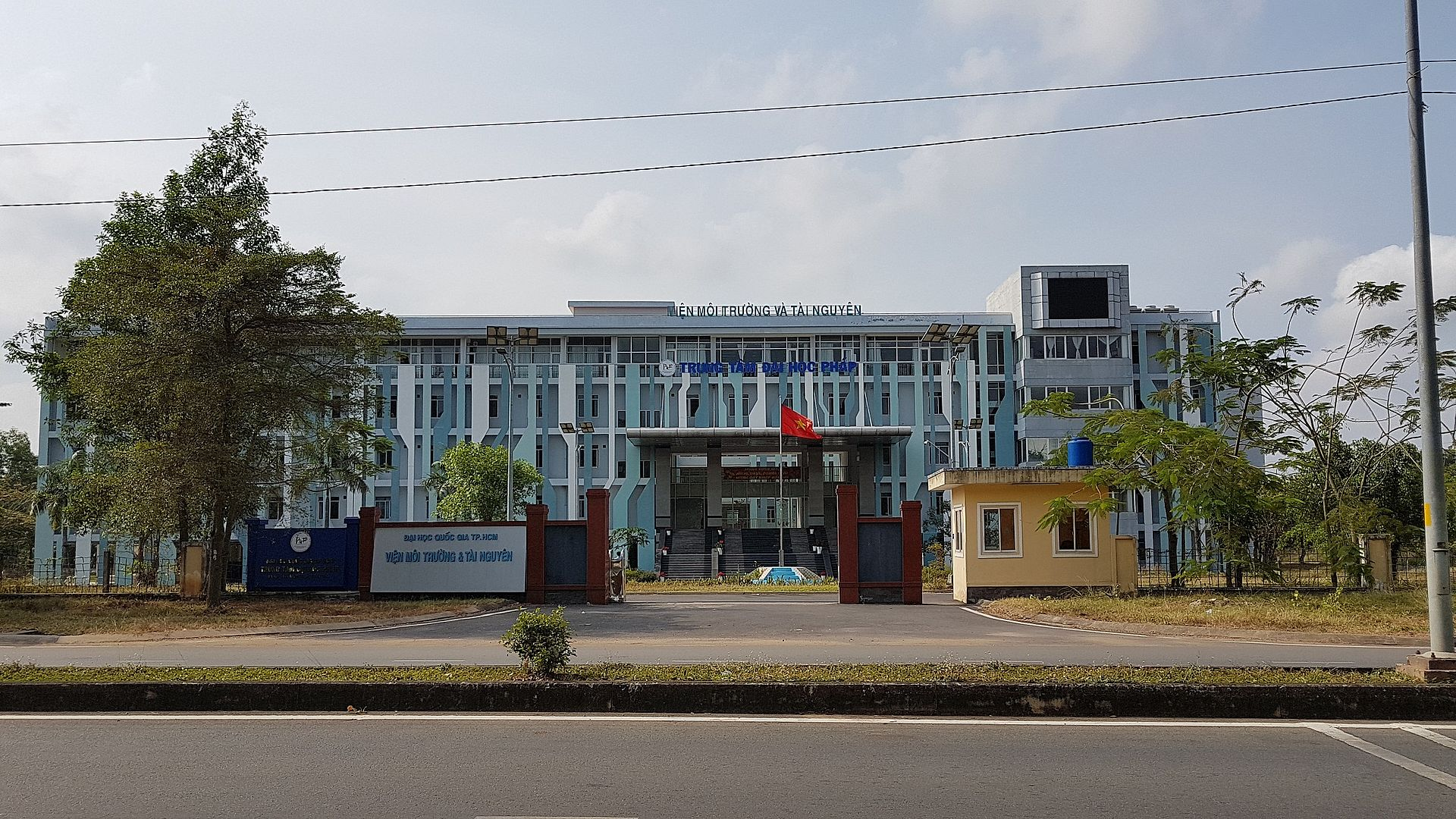 Institute for Environment and Resources