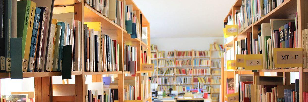 Bibliothek Musikinstitut
