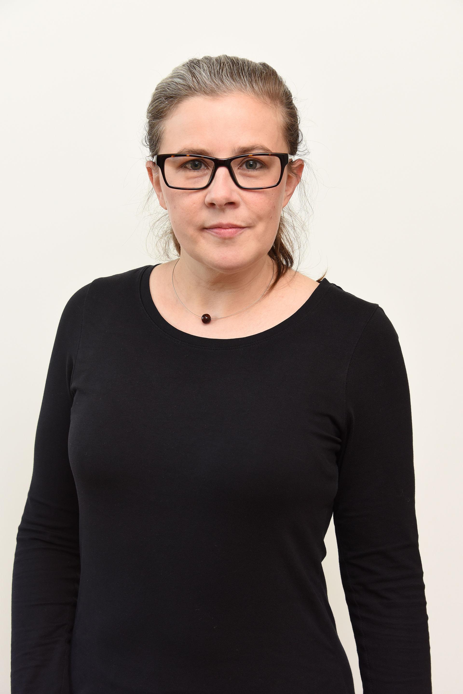 Konstanze Breidenstein - Passfoto