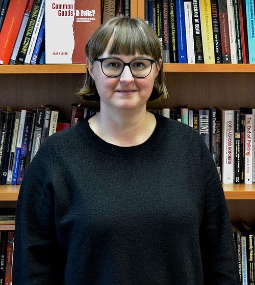 PD Dr. Gabi Schlag Mitarbeiterprofil