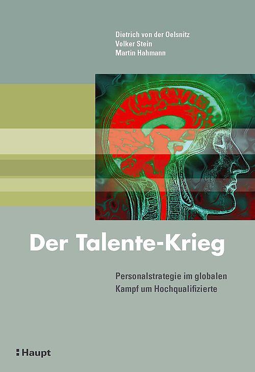 Cover Der Talentekrieg