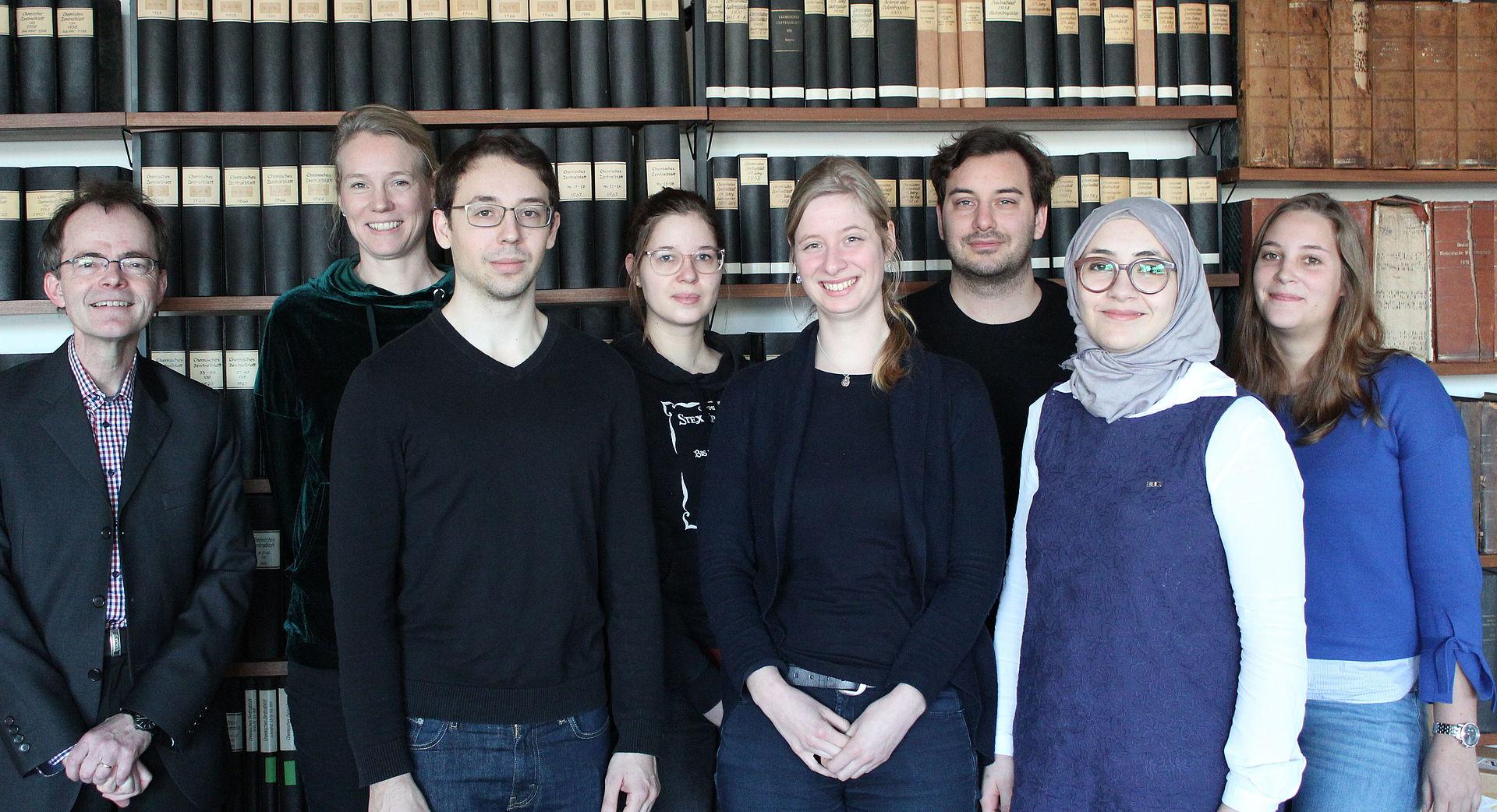 Gruppenfoto AK Wätzig