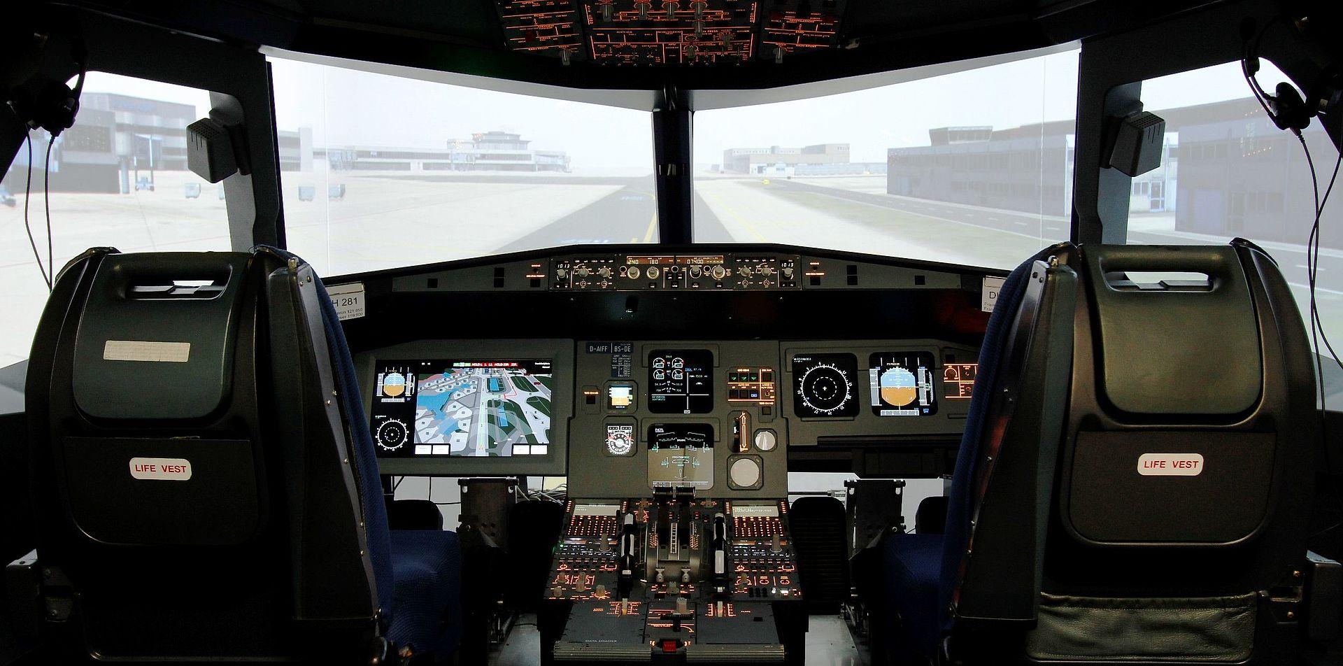 Flight Simulator IFF
