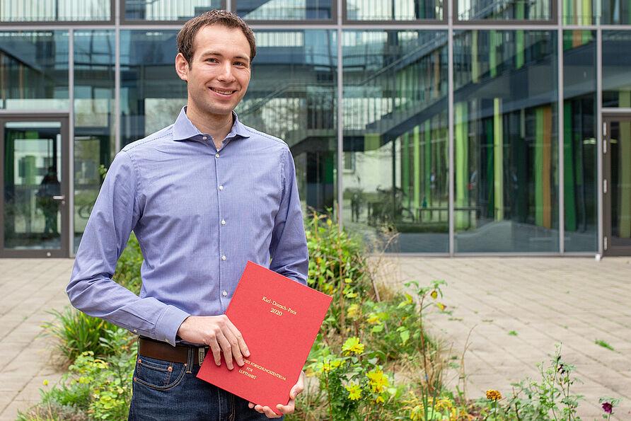 Karl-Doetsch-Nachwuchspreis für Felix Witt