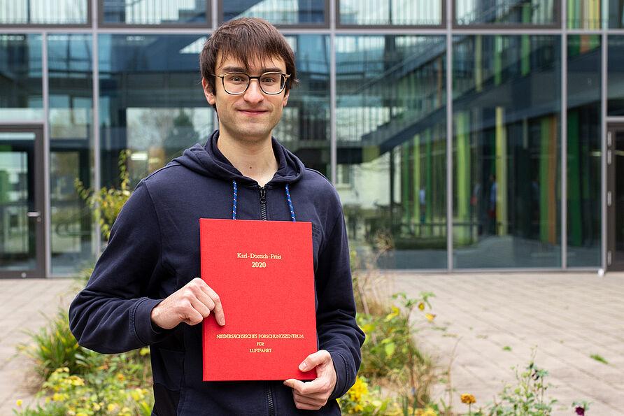 Karl-Doetsch-Nachwuchspreis für Martin Laubner