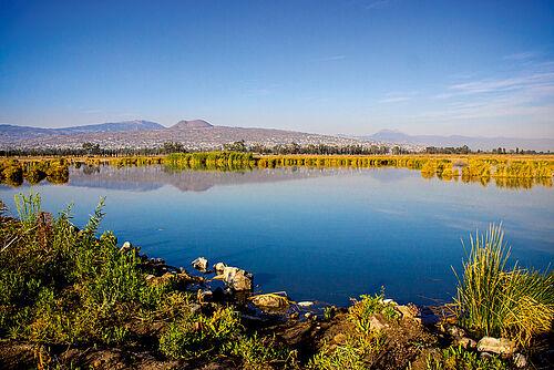 Lake Chalco
