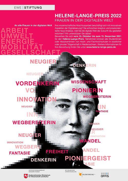 Plakat Helene-Lange-Preis