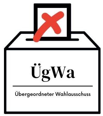 Logo das Übergeordneten Wahlausschusses