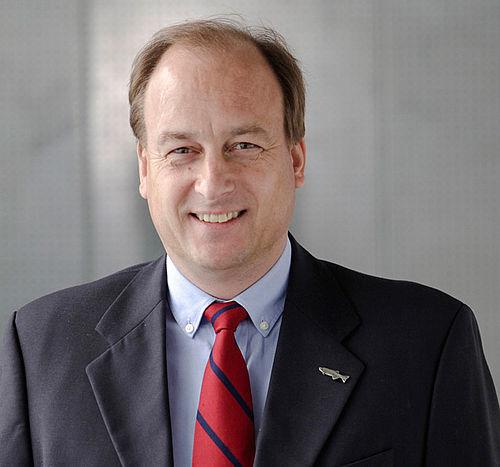 Prodekan Prof. Dr. Reinhard Köster