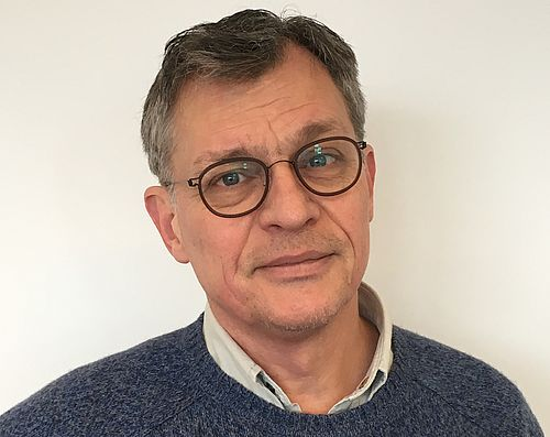 Dean Prof. Dr. Ingo Rustenbeck