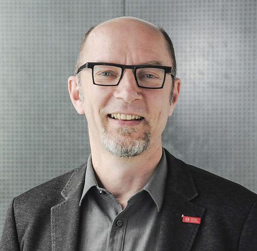 Porträt von Prof. Dr. Martin Neef