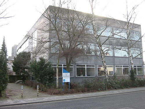 InES Gebäude